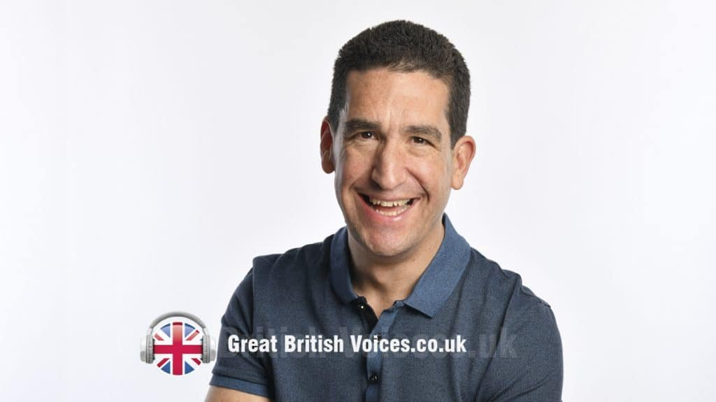 Darren-Altman-award-winning-Character-voice-over-actor-with-studio-book-at-Great-British-Voices