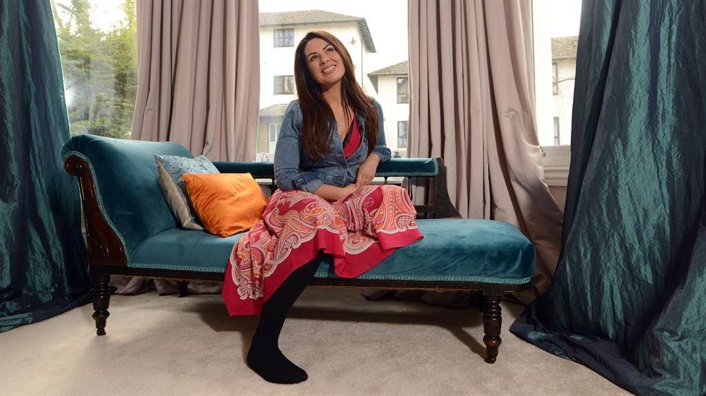 Georgina Burnett Property DIY interiors weather Presenter This Morning BBC book at Great British Presenters