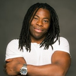 Ade-Adepitan-inspirational motivational speaker from Great British Speakers