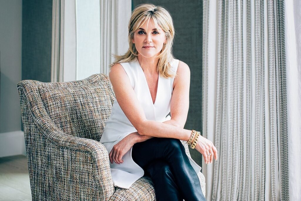 Anthea Turner Blue Peter interior design lifestyle healthy living presenter host at Great British Speakers