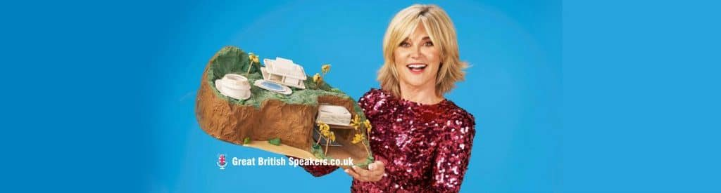 Anthea-Turner,-Tracy-Island,-Blue-Peter, 60,-interior-design,-lifestyle,-healthy-living,-presenter,-TV-host,-book at-Great-British-Speakers,
