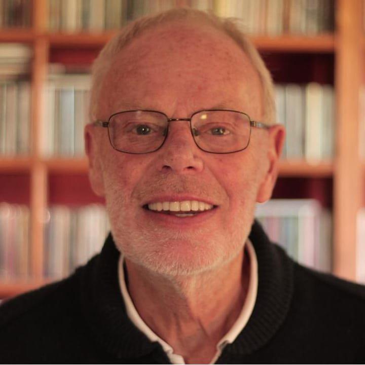 Bob Harris music DJ legend at Great British Speakers