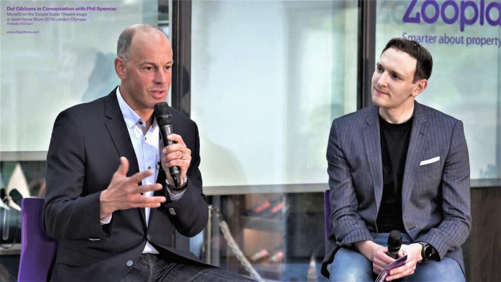 Del Gibbons Scottish London Video Host Presenter at Great British Speakers