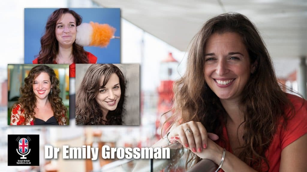Dr-Emily-Grossman-scientist-molecular-biologist-speaker-at-Great-British-Speakers