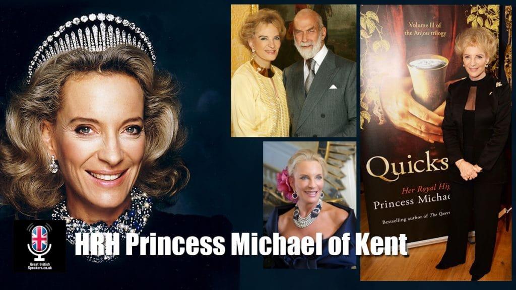 HRH-Princess-Michael-of-Kent-art-historian-author-writer-speaker-at-Great-British-Speakers