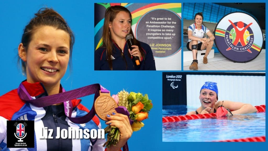 Liz-Johnson-GB-team-Paralympic-Champion-motivational-swimmer-speaker-at-Great-British-Speakers