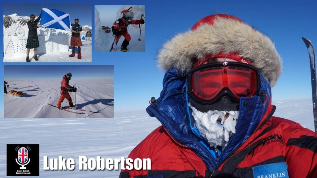 Luke-Robertson-Endurance-inspirational-polar-walker-endurance-athlete-explorer-at-Great-British-Speakers
