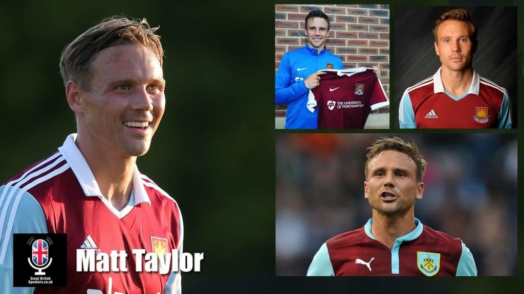 Matt-Taylor-soccer-footballer-Portsmouth-Bolton-West-Ham-Burnley-England-at-Great-British-Speakers