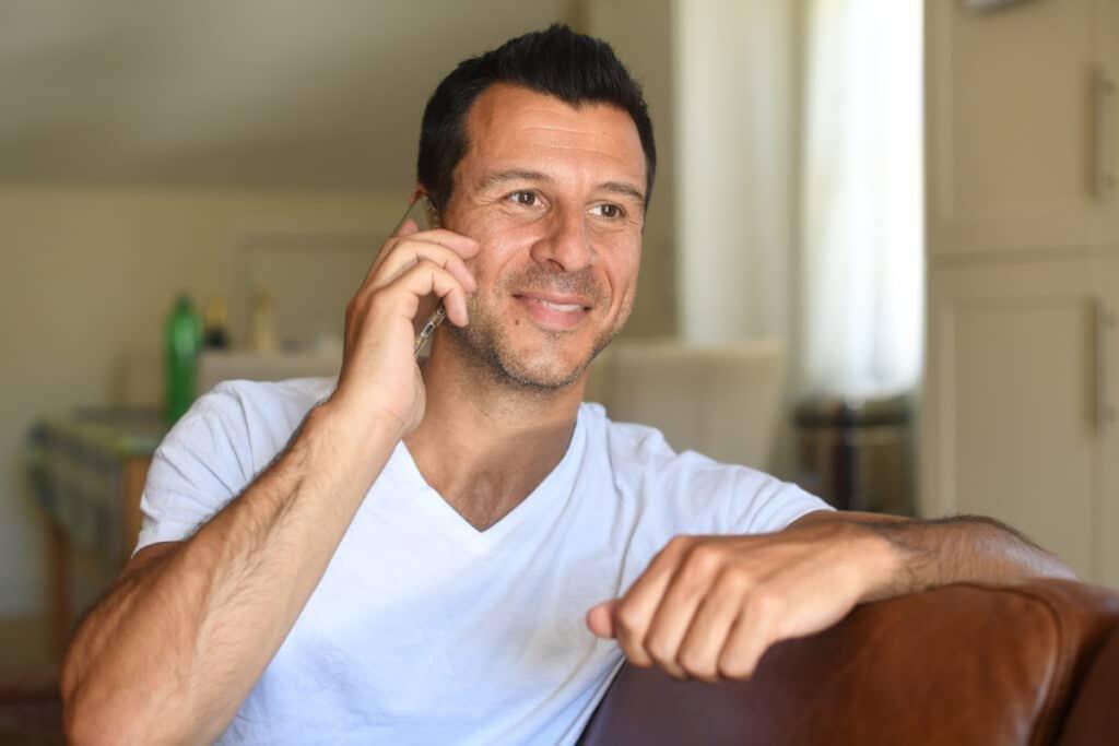 Renato De Fazio English Italian TV Video Commercials actor presenter model voice over at Great British Presenters