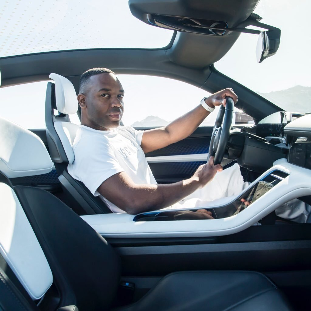 Rory Reid TV BBC Top Gear Presenter Host at Great British Presenters