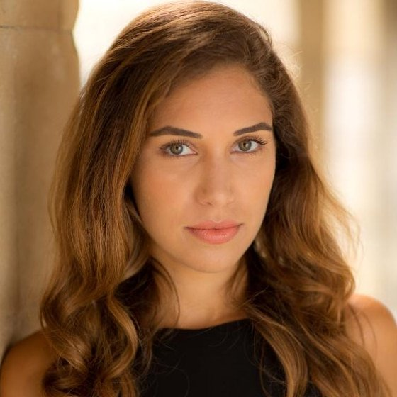 Book multilingual presenter Yasmine for your next corporate event or video