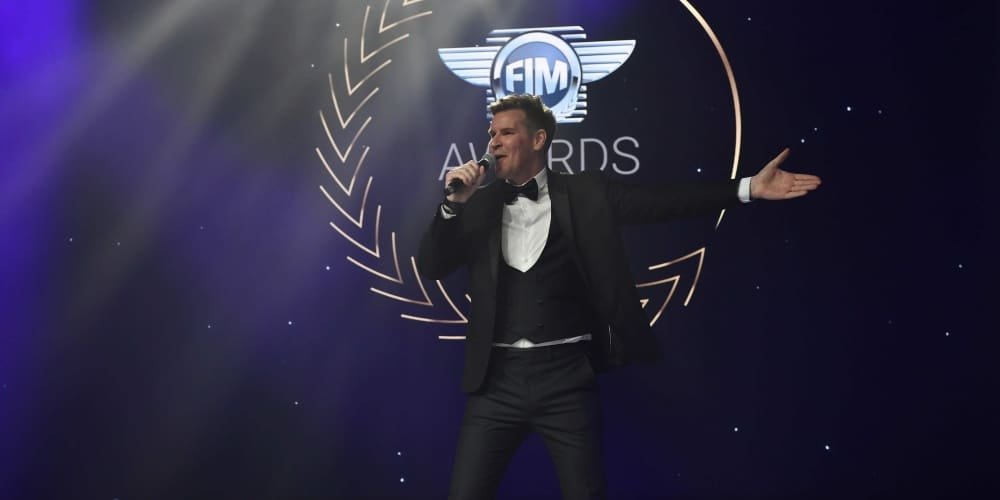 Craig-Stevens-host-FIM-awards-Monaco-book at agent Great-British-Speakers