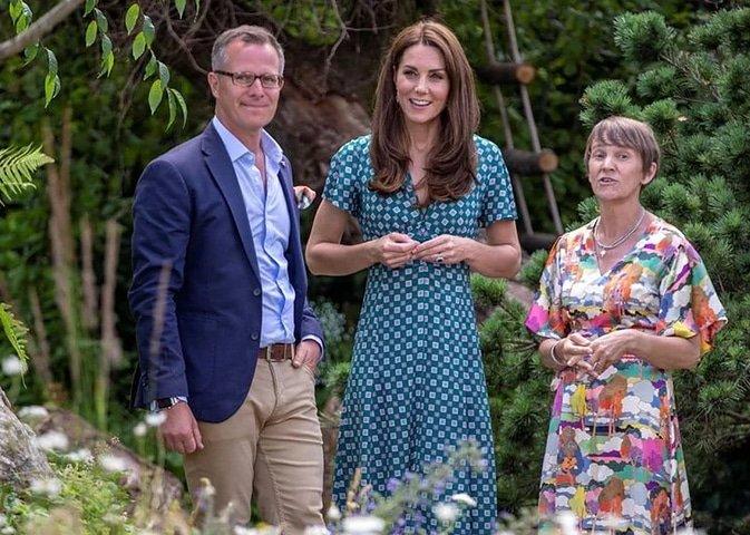 Adam White award winning landscape architecture garden designer speaker at Great British Speakers