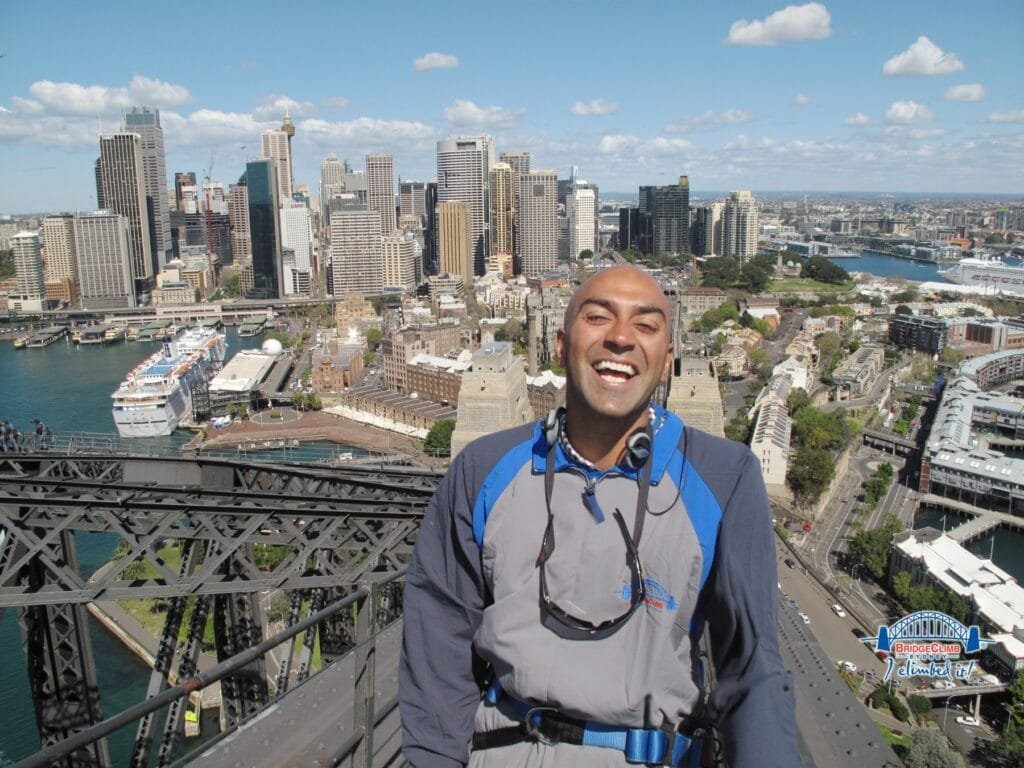 Amar Latif blind inspirational travel entrepreneur speaker TV presenter host at Great British Speakers