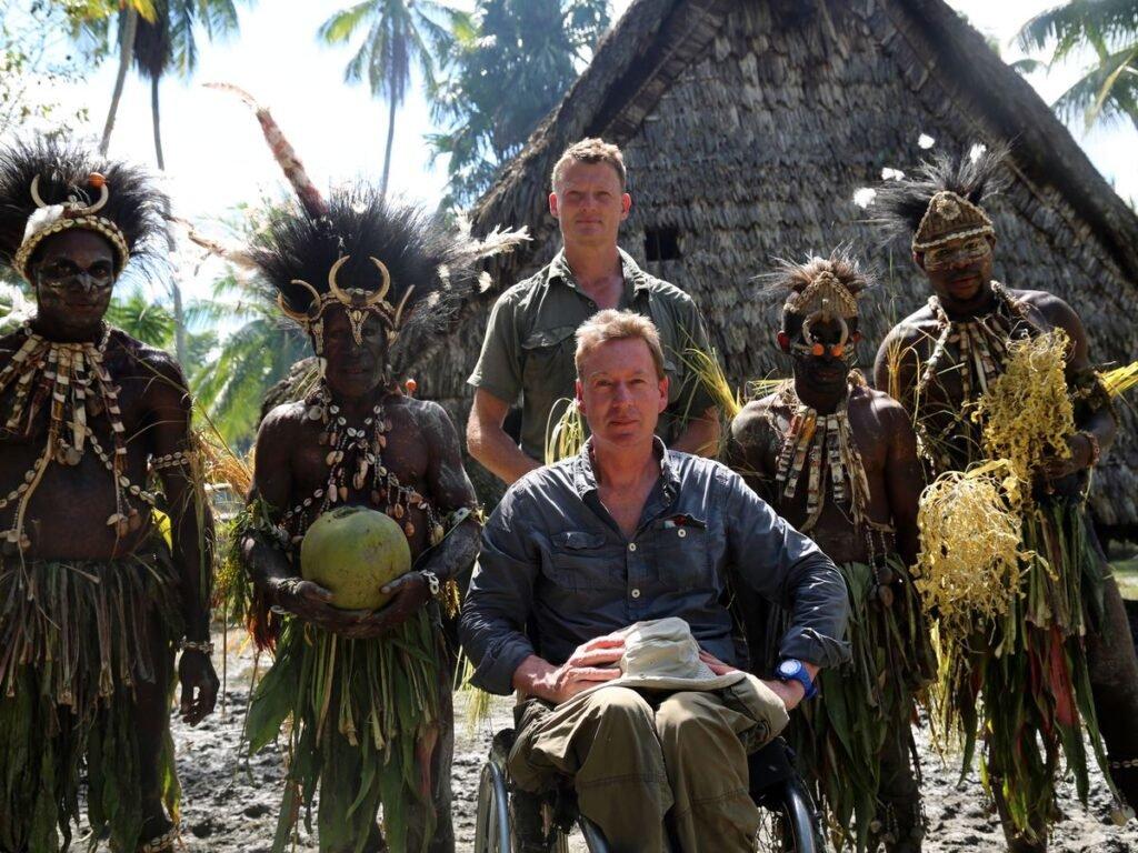 Benedict Allen TV Presenter explorer motivational speaker author at Great British Speakers