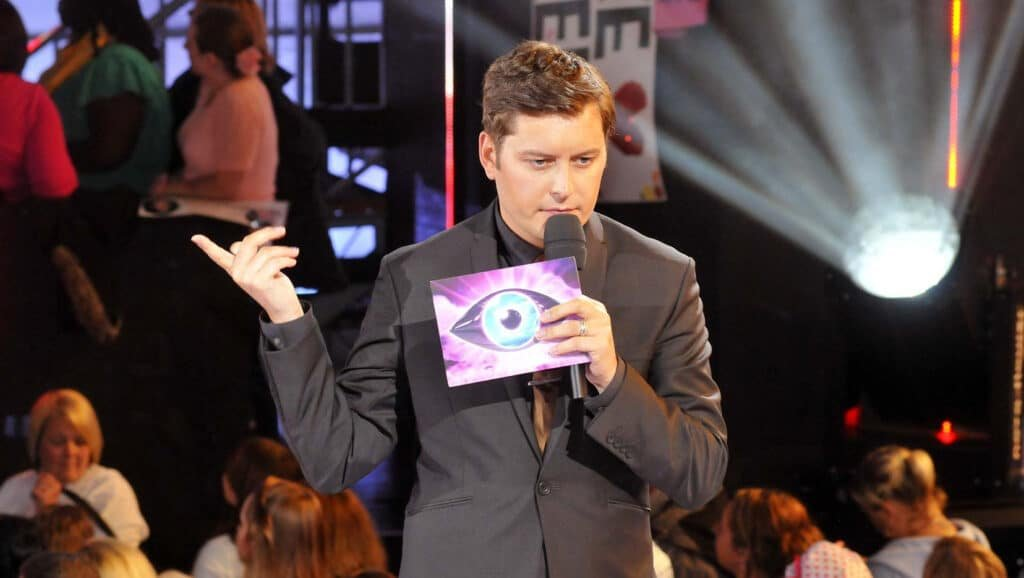 Brian Dowling Big Brother popular TV corporate live host at Great British Speakers