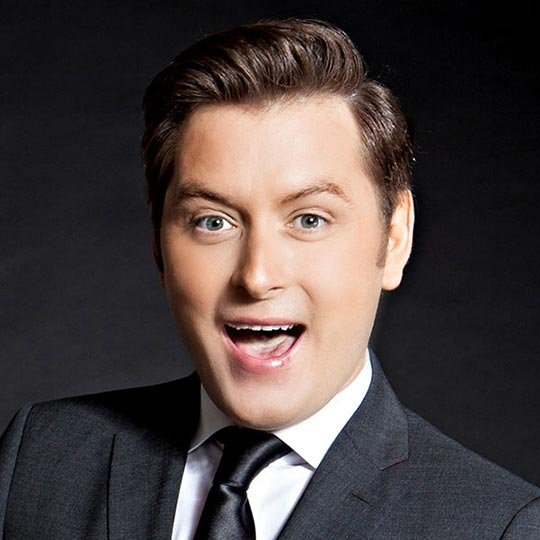 Brian Dowling popular TV corporate live host at Great British Speakers