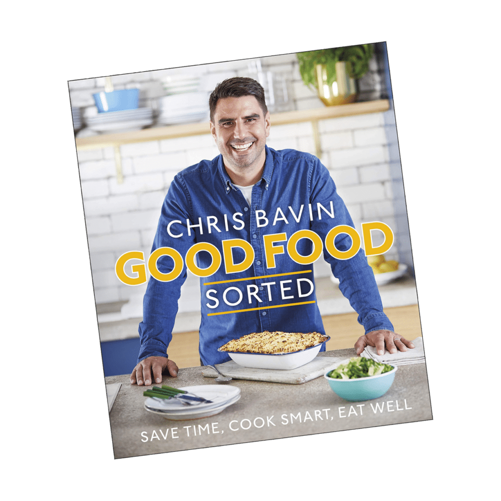 Chris Bavin Good Food Sorted Naked Greengrocer at Great British Speakers