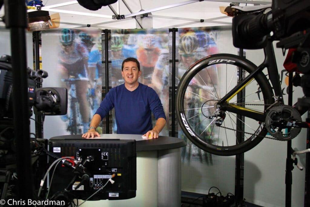 Chris Boardman MBE Olympic Cyclist winner Teambuilding performance speaker at Great British Speakers