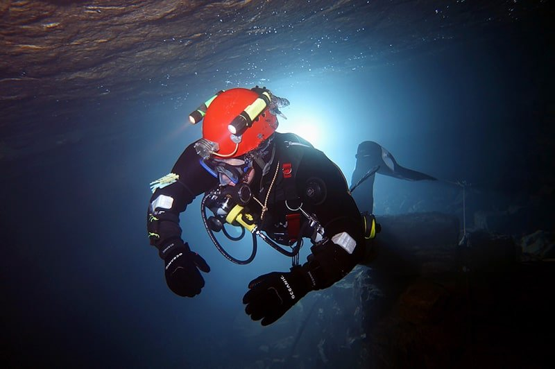 Chris Jewell English Thai caves rescue diver inspirational speaker at Great British Speakers