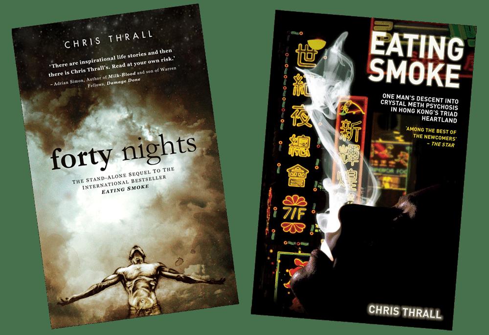 Chris Thrall writer military addiction survivor at Great British Speakers