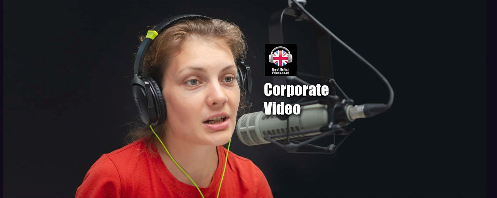 Corporate video Voices at Great British Voices-min