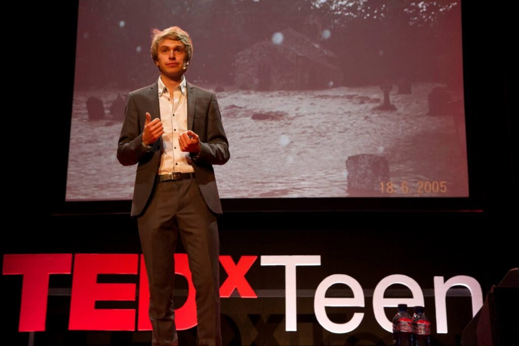 David Saddington English climate change expert speaker at Great British Speakers