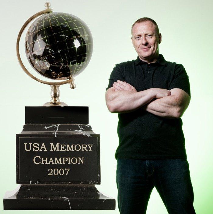 David Thomas - Inspirational Memory Speaker at Great British Speakers