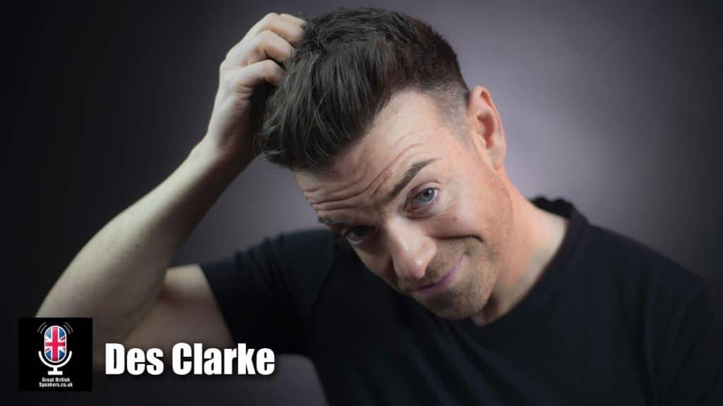 Des-Clarke-Scottish-award-winning-comedian-host-at-Great-British-Speakers-1