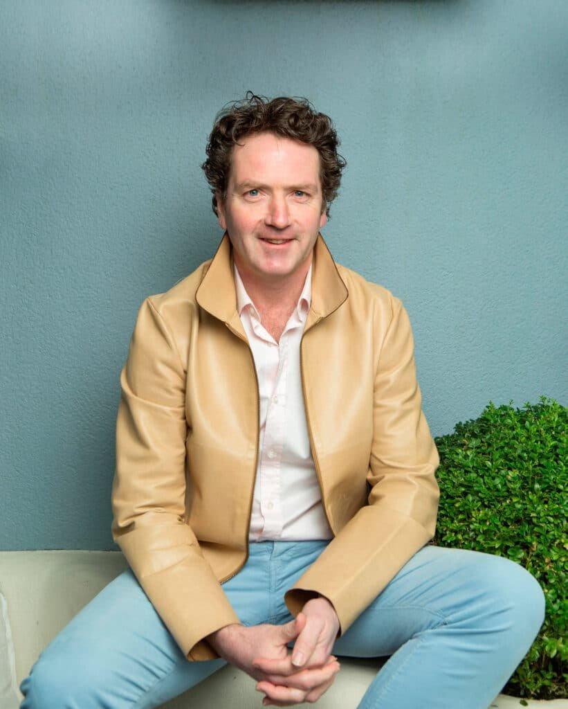Diarmuid Gavin Irish garden designer presenter speaker at Great British Speakers