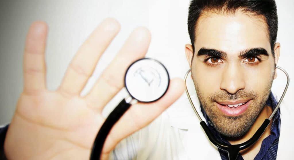 Dr Ranj Singh Medical Doctor TV presenter expert Celebrity Strictly inspiring fun enagaging speaker at Great British Speakers
