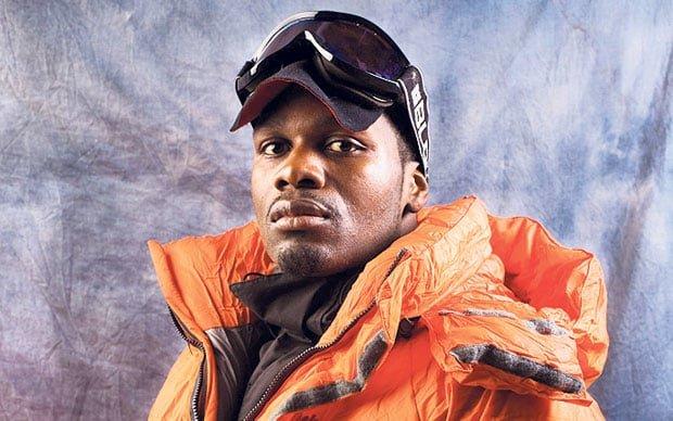 Dwayne Fields inspirational black British Polar Adventurer at Great British Speakers