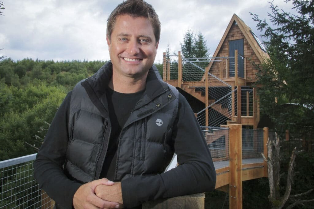 George Clarke renovation expert designer architect at Great British Speakers