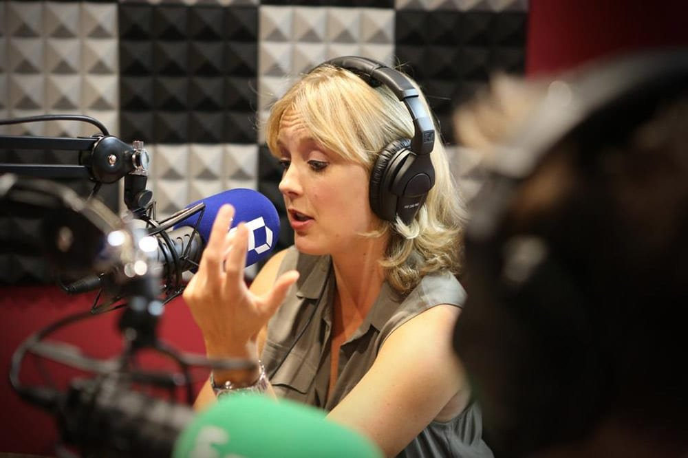 Kate McIntyre female British TV video Presenter Voice Over at Great British Presenters
