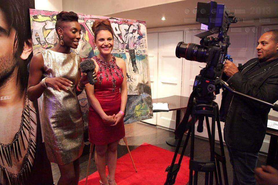 Kerrie Newton - Presenter model at Great British Presenters