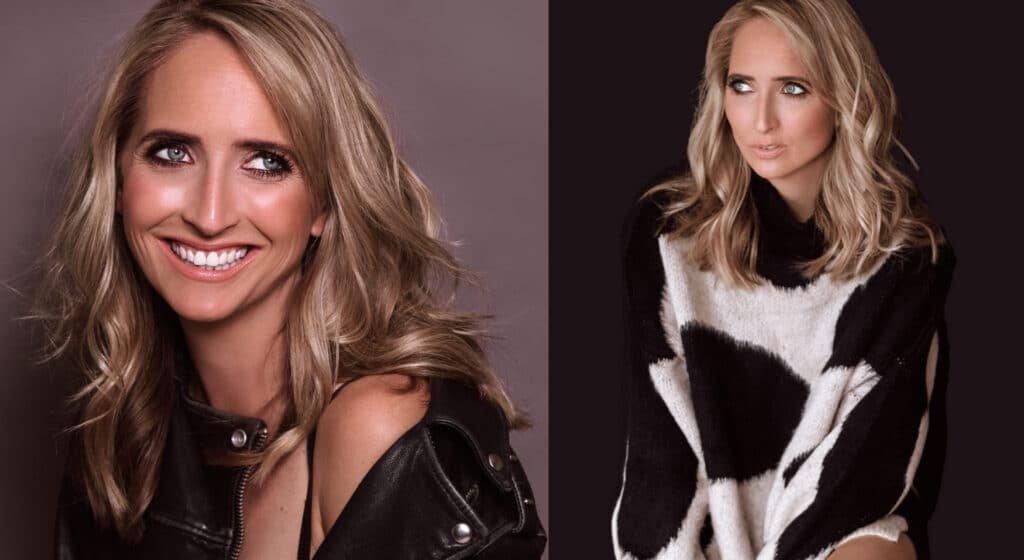 Kiri Bloore sports motor racing fashion presenter model blogger at Great british Presenters