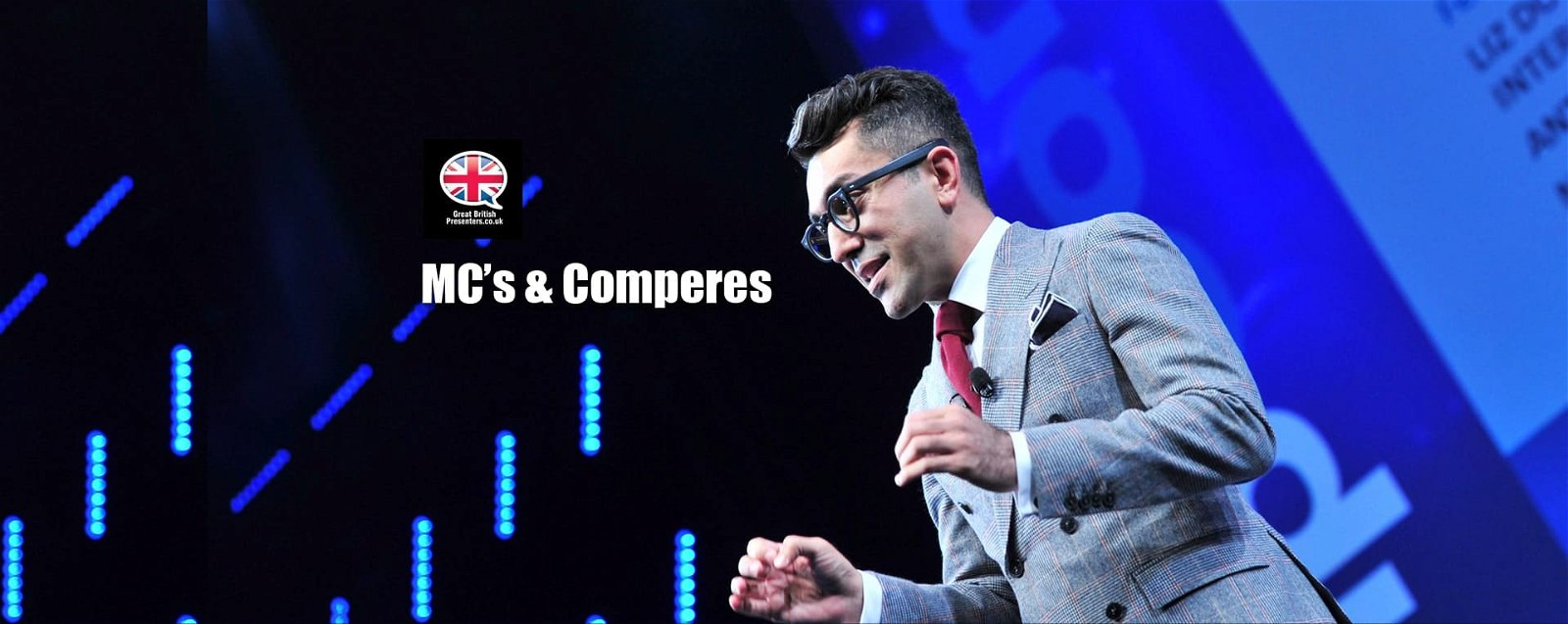 Live Event Corporate MCs & Comperes hosts at Great British Presenters-min