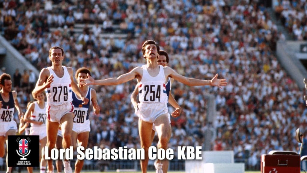 Lord-Sebastian-Coe-KBE-Gold-Medal-Olympian-2012-Olympic-Paralympic-Games-Leadership-resilience-teamwork-Change-risk-uncertainty-speaker-at-Great-British-Speakers