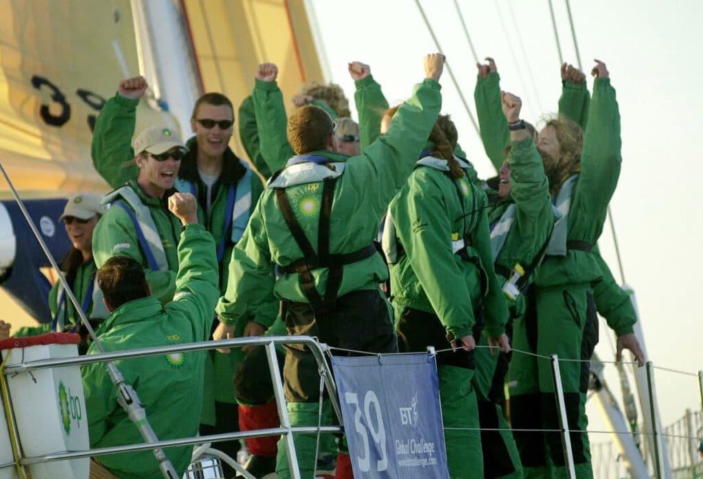 Mark Denton Leadership teamwork resilience speaker BT Global Challenge yacht race at Great British Speakers