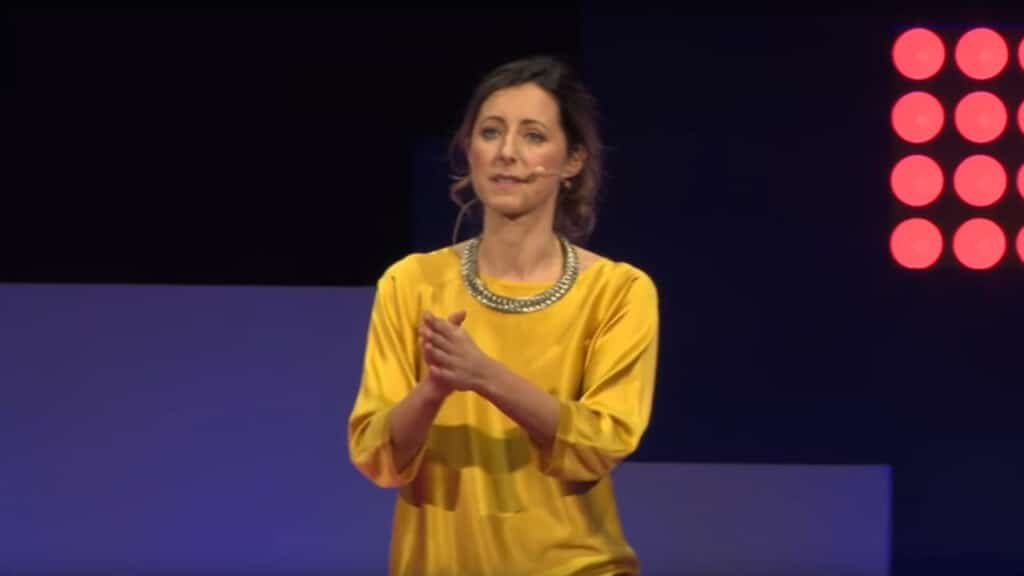 Natalie Fee passionate live events environmental issues green living wellbeing plastic ocean speaker host at Great British Speakers
