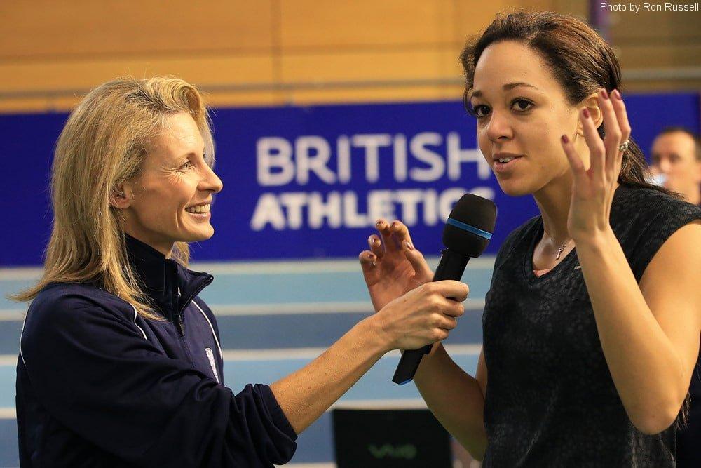 Nina Anderson Senior fitness running health wellness expert at Great British Presenters