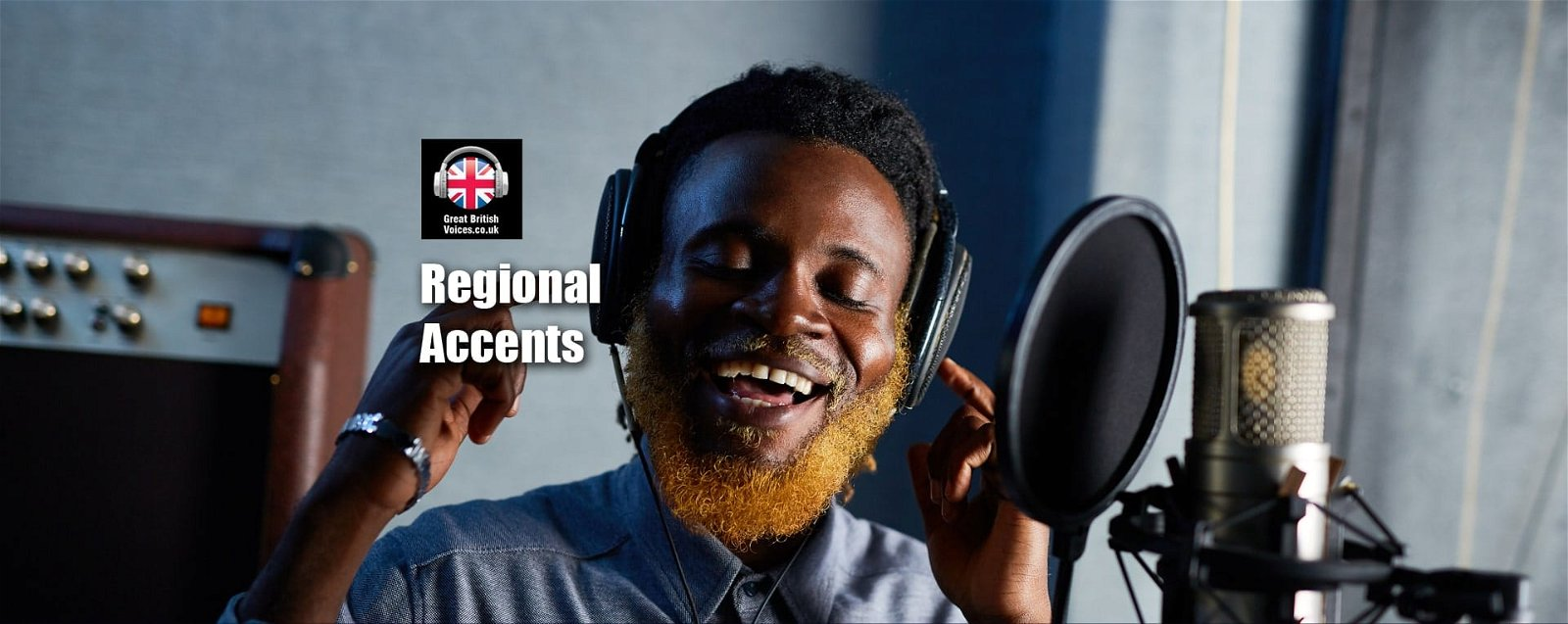 Regional Dialects and accents at Great British Voices-min