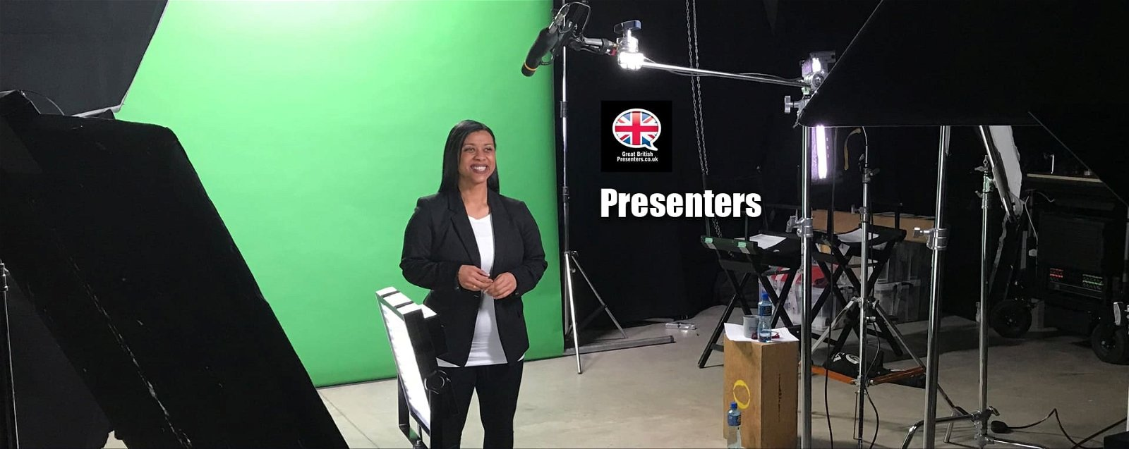 TV Film Video green screen youtube studio location explainers elearning at Great British Presenters-min