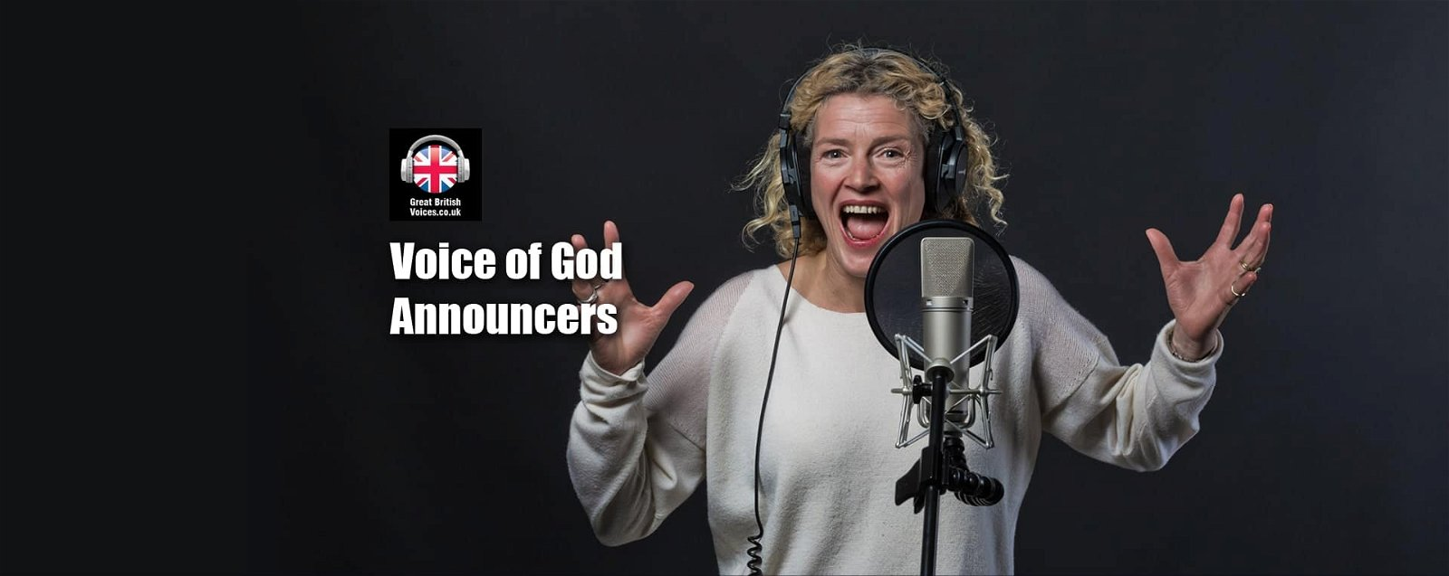 Voice of God Announcers at Great British Voices-min