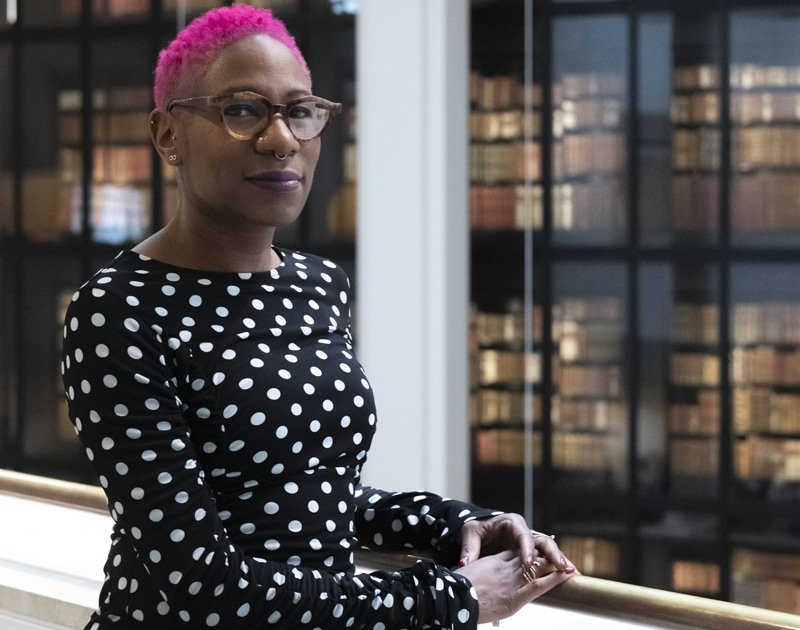 Adah Parris Female Futurist Diversity Tech Cultural Innovator Advisor Keynote Speaker at Great British Speakers