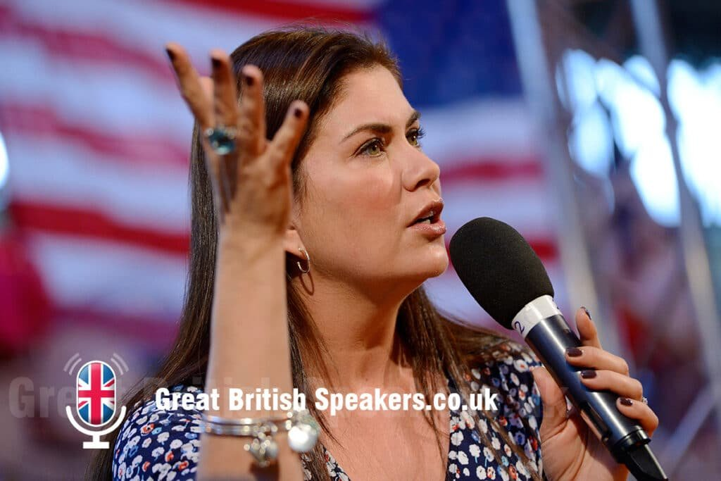 Amanda Lamb A place in the sun property presenter at Great British Speakers