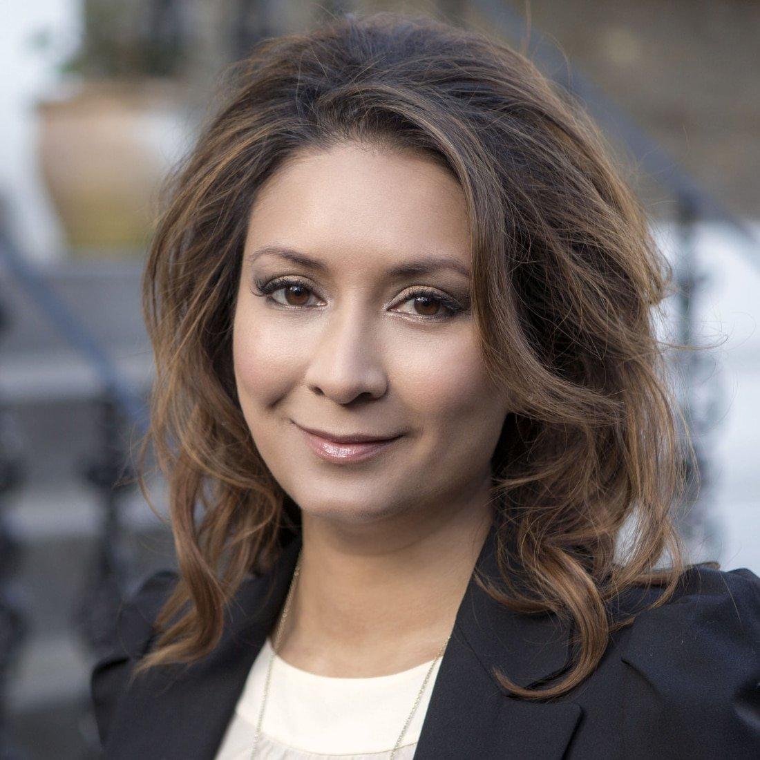 Ayesha Hazarika UK Political Commentator stand up comedian at Great British Speakers