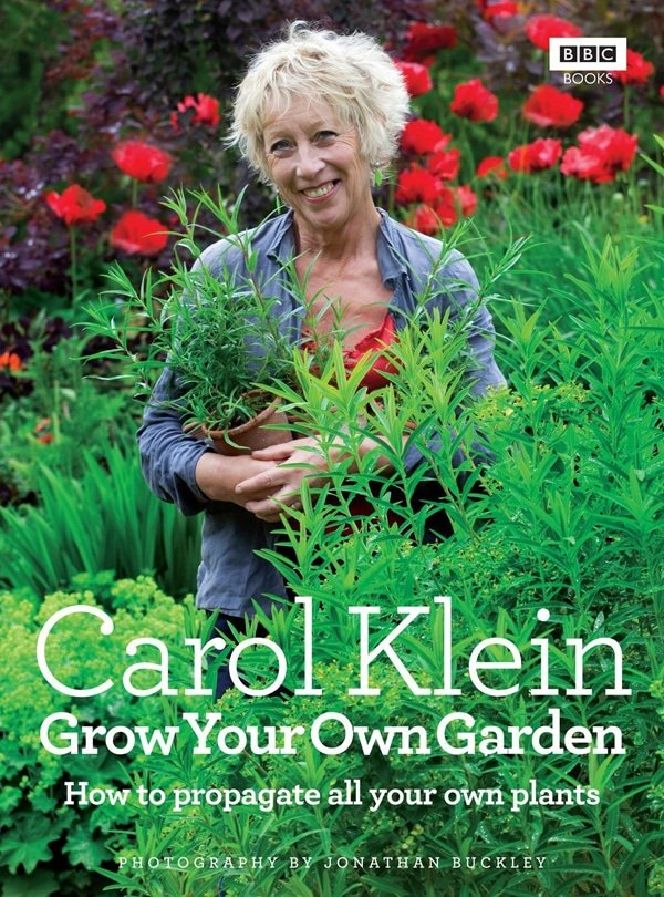 Carol Klein English grow your own garden writer cottage gardener designer broadcaster speaker at Great British Speakers