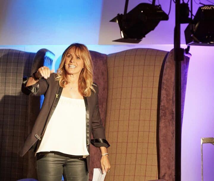 Carol Smillie Speaker host Entrepreneur Property presenting legend Carol Smilie at Great British Speakers
