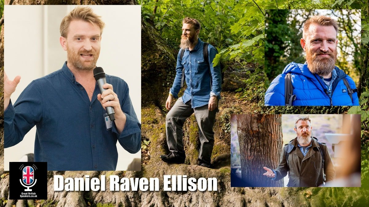 Daniel Raven Ellison Great British Uk
